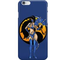 Mortal Kombat - Kitana iPhone Case/Skin