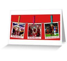 Steven Gerrard - 1998-2015 Greeting Card