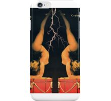 Crying Lightnight Arctic Monkey's Album iPhone Case/Skin
