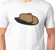 Cowboy hat Unisex T-Shirt