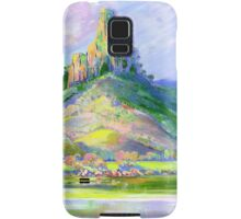 Page's Pinnacle , Numinbah National Park Queensland  Samsung Galaxy Case/Skin