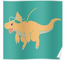 dragonite Poster