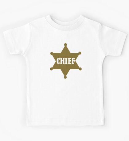 Golden chief star Kids Tee