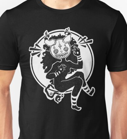 Dancing Demon Unisex T-Shirt