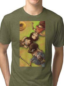 ASL - Childhood Tri-blend T-Shirt