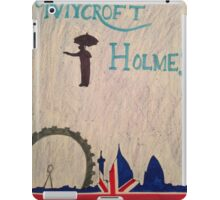 Mycroft Poppins iPad Case/Skin