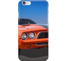 Bad Challenger iPhone Case/Skin
