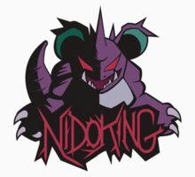 Nidoking by FabiasXII