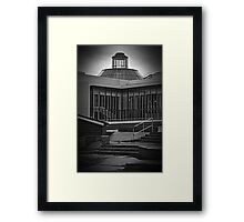 Kulturforum Framed Print