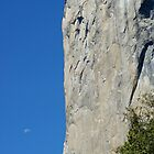 El Capitan taller than the moon by photoclimber