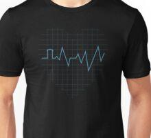 Whovian Heartbeat Unisex T-Shirt