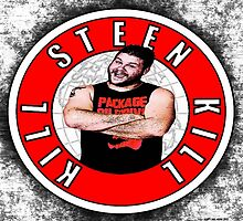 Kill Steen Kill - Kevin Steen by ScottMulhern