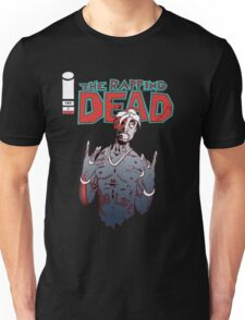 The Rapping DeaD - 2pac (Martian Variant) Unisex T-Shirt