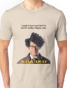 Maurice Moss The IT Crowd Unisex T-Shirt
