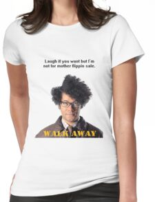 Maurice Moss The IT Crowd Womens Fitted T-Shirt
