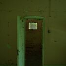 Cane Hill Mental Asylum - Solitary Cell by hiddenforests