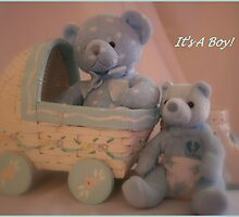 It's A Boy by jujubean