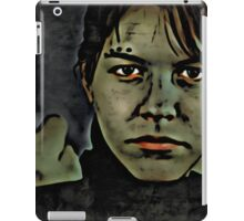 Sticking It To The Man Part 2 iPad Case/Skin