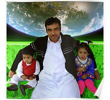 Great Father Idrees & The Future Generations of the Pakistani Starfleet Poster