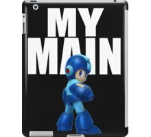 Megaman Main - Super Smash Bros Wii U iPad Case/Skin
