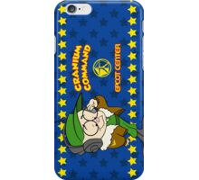 Cranium Command iPhone Case/Skin