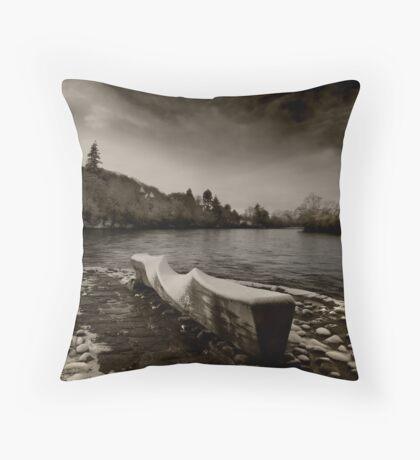 River Ness Throw Pillow