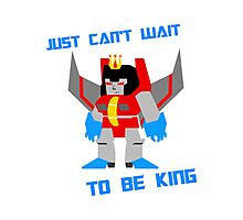 Can't Wait To Be King Photographic Print
