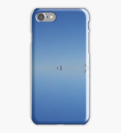 Lake Bonney reflections 2 iPhone Case/Skin