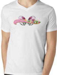Easter Party Mens V-Neck T-Shirt