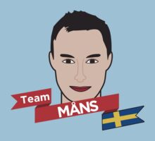 Team Måns - ESC 2015 - Sweden by Mattk270