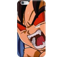 Goku Dragonball Z Transformation iPhone Case/Skin