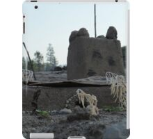 Childs play at lost creek lake iPad Case/Skin