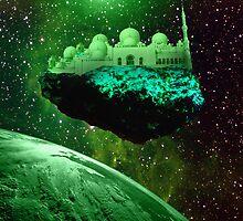 Comet Masjid by Kenny Irwin