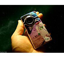 Pakistani Space Camera Photographic Print