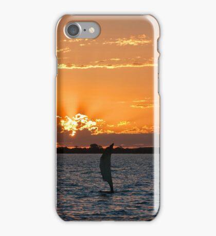 Lake Bonney sundown 2 iPhone Case/Skin