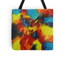 """Audacity No.3"" original artwork by Laura Tozer Tote Bag"