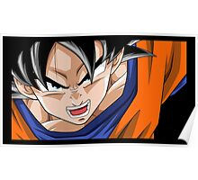 goku dragon ball z cool picture Poster