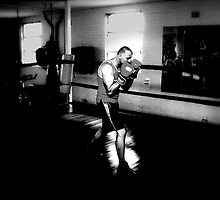 SHADOW BOXING by BYRON