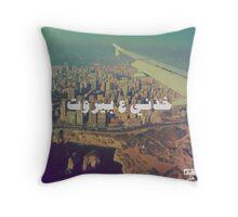 Take me to Beirut Throw Pillow