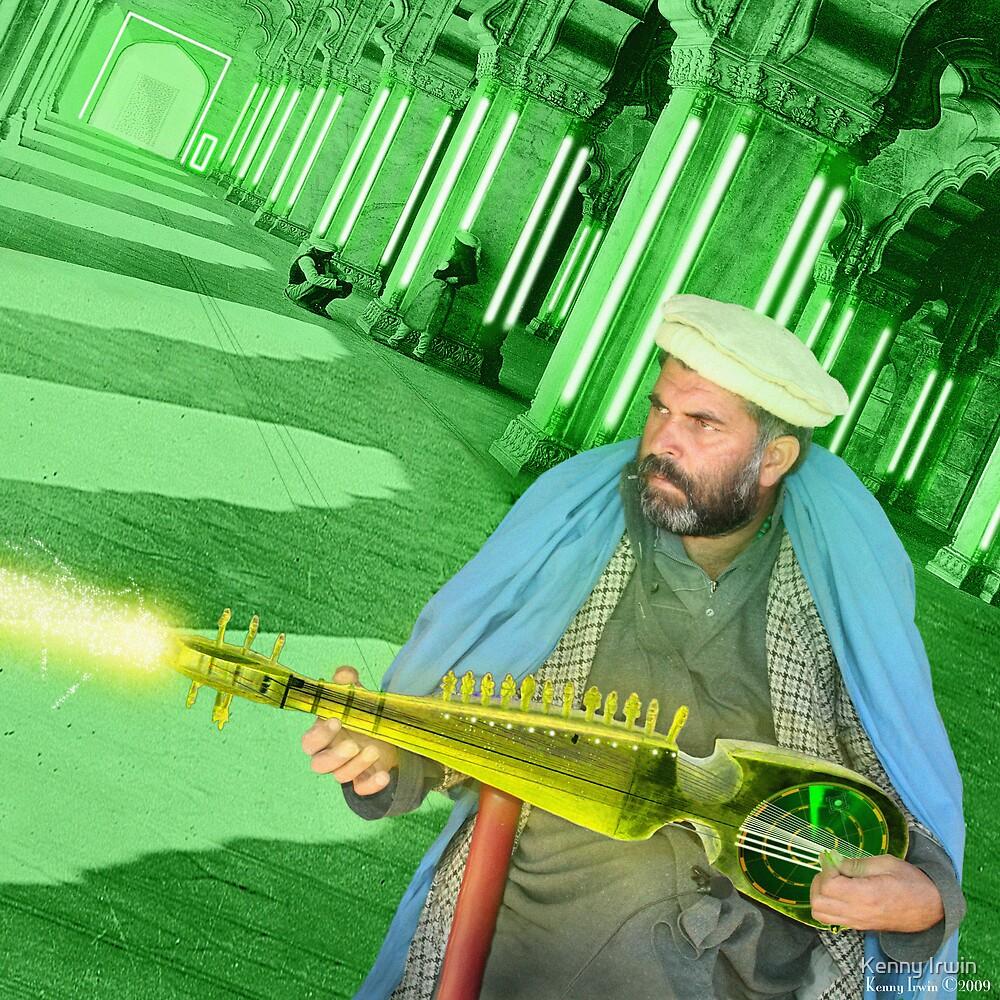 Pathan Electrodynamic Sitar Power by Kenny Irwin