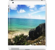 Jamaican Beach  iPad Case/Skin
