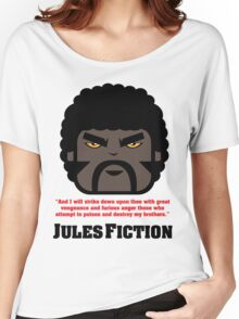 JULES FICTION V1 Women's Relaxed Fit T-Shirt