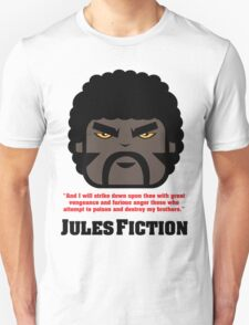 JULES FICTION V1 Unisex T-Shirt