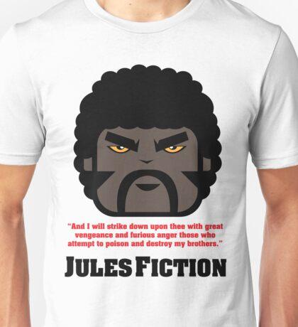 JULES FICTION V1 Unisex T-Shirt