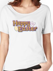 Happy Easter Women's Relaxed Fit T-Shirt