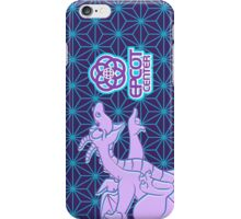 Purple Figment iPhone Case/Skin