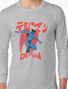 Devilman Old School Long Sleeve T-Shirt