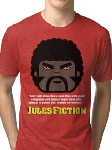 JULES FICTION V2 Tri-blend T-Shirt