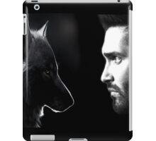 Derek Hale iPad Case/Skin