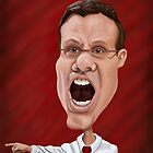 Coach Tim Miles  by Ian Moreland